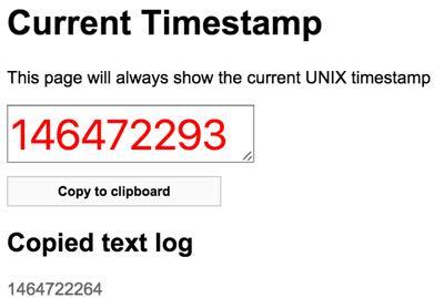 current-unix-timestamp
